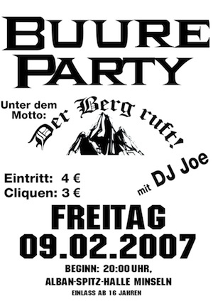 BuureParty2007